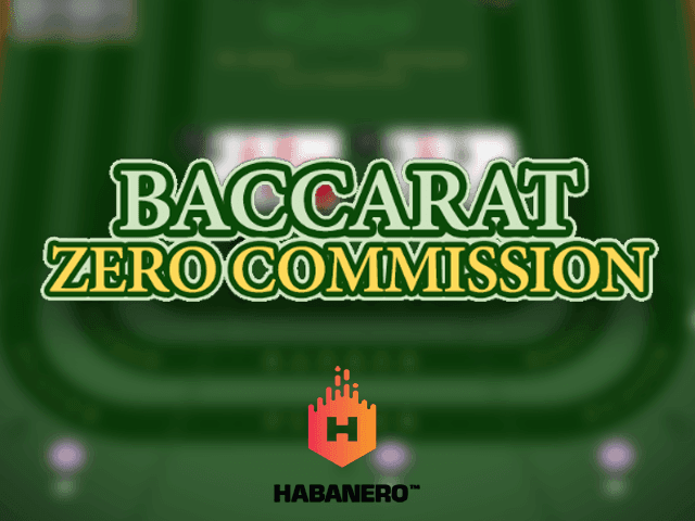 Баккара Baccarat Zero Commission