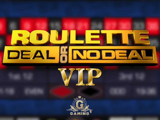 Онлайн рулетка Roulette Deal Or No Deal VIP